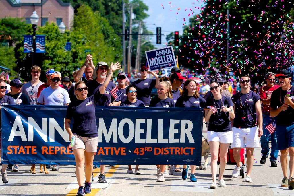 Anna Moeller Parade