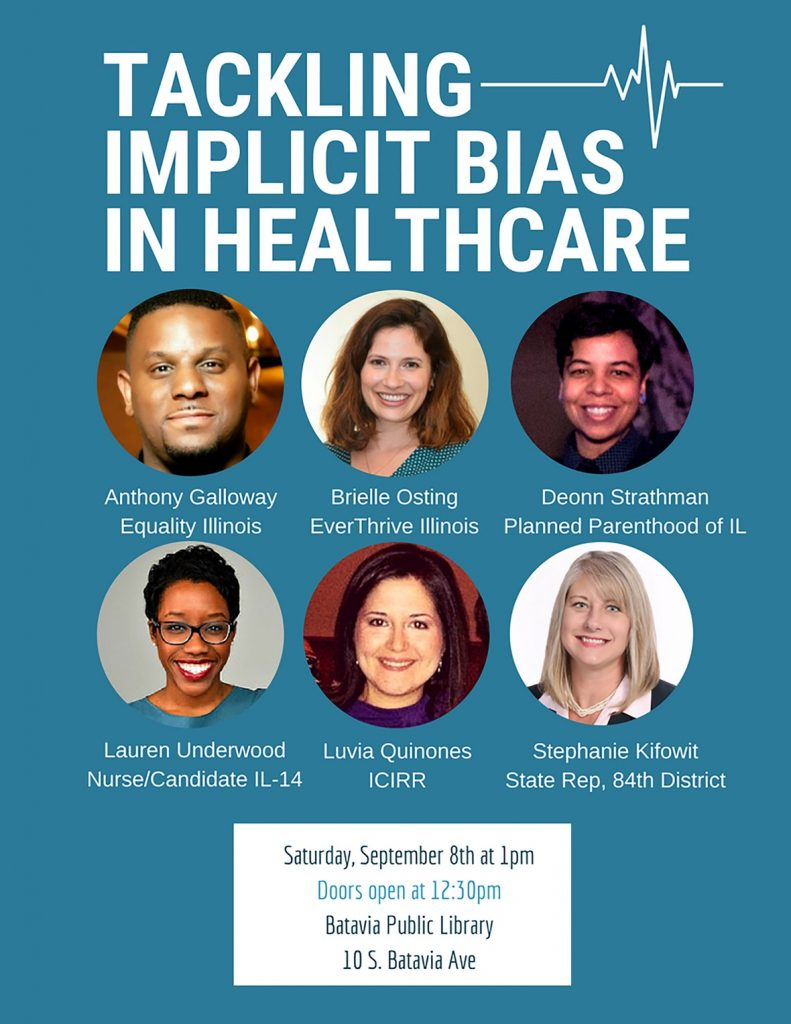 Bias in Healthcare