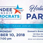 Dundee Dems Holiday Party
