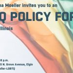 Rep. Anna Moeller's LGBTQ Policy Forum with Equality Illinois