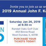 Dundee Township Democrats Annual Kennedy Dinner and Fundraiser