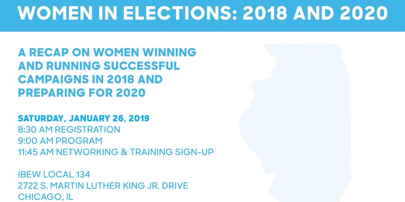 Women in Elections: 2018 and 2020