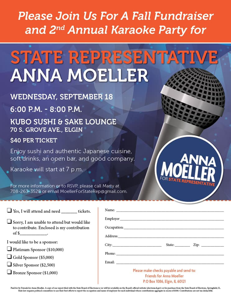 Anna Moeller Campaign Kickoff