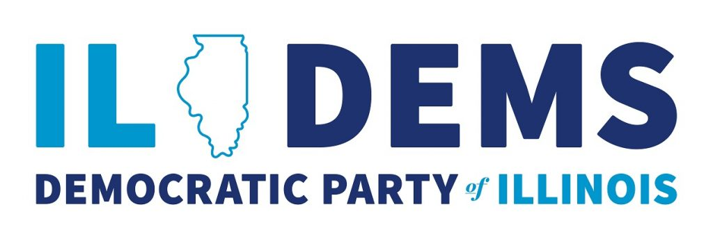 Illinois Dems logo