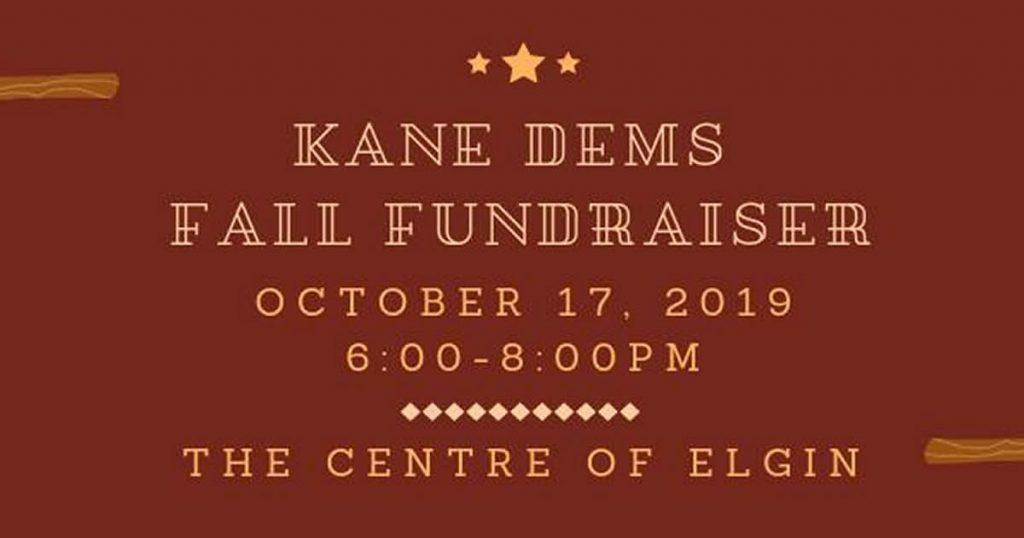 Kane Dems Fall Fundraiser