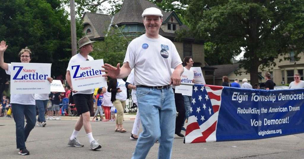 Frank Imhoff Loves Parades