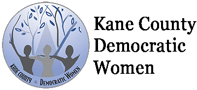 Kane County Democratic Women logo