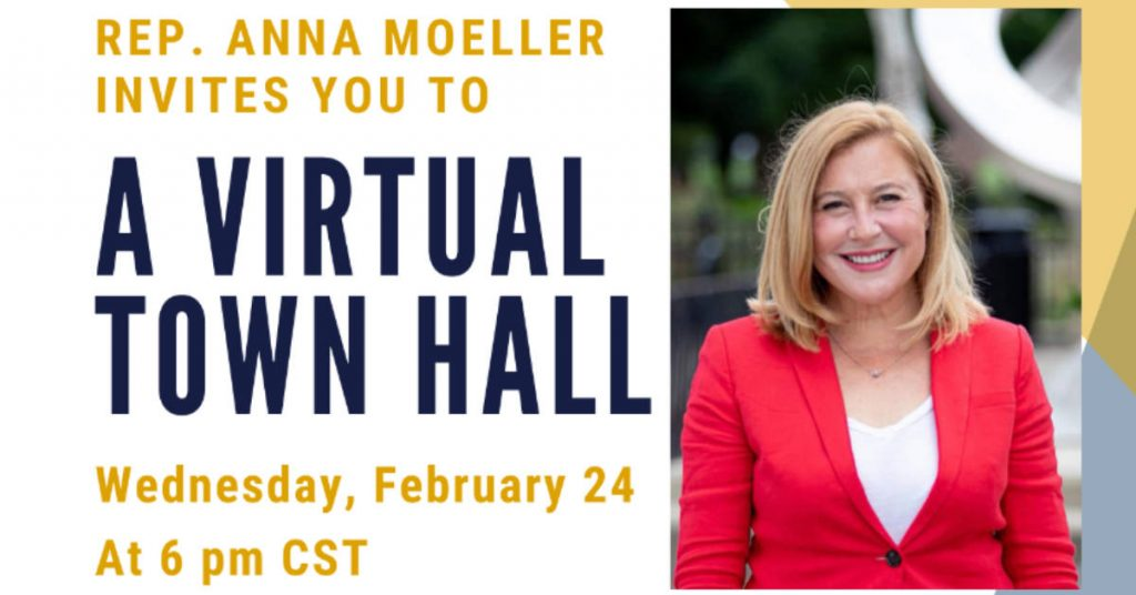 Anna Moeller Town Hall