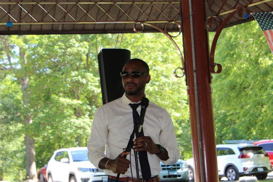 Elgin Township Democrats Ice Cream Social 2021-06-13